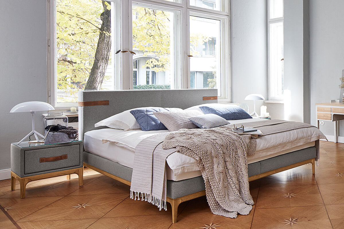 Birkenstock Iona Boxspringbetten Sleeping Art Schlafkonzepte