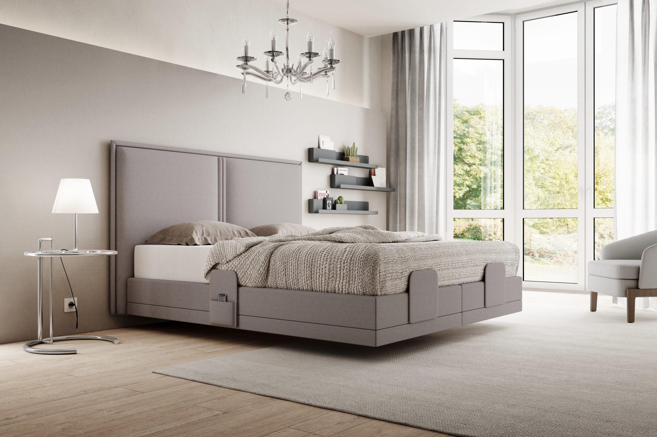 Mein Bett, mein Schlafzimmer, mein Wohlbefinden