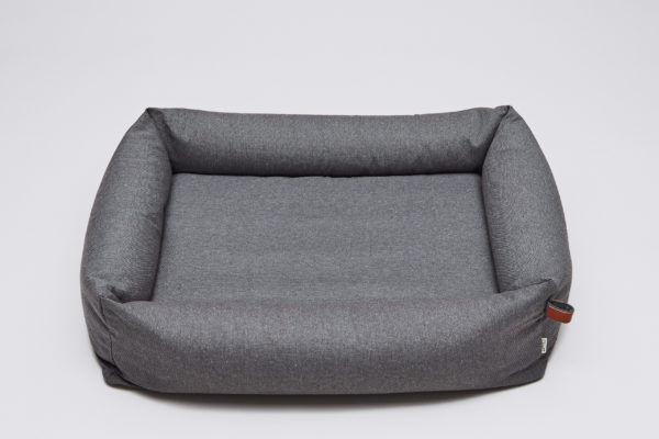 Cloud7-Dog-Bed-Sleepy-Deluxe-Tweed-Taupe-size-M