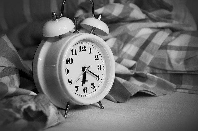 Unser Schlafrythmus im Wandel der Zeit